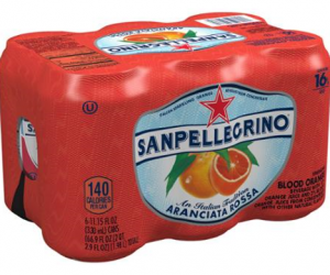 Printable Coupon – SAVE $1 on SanPellegrino Fruit Beverages