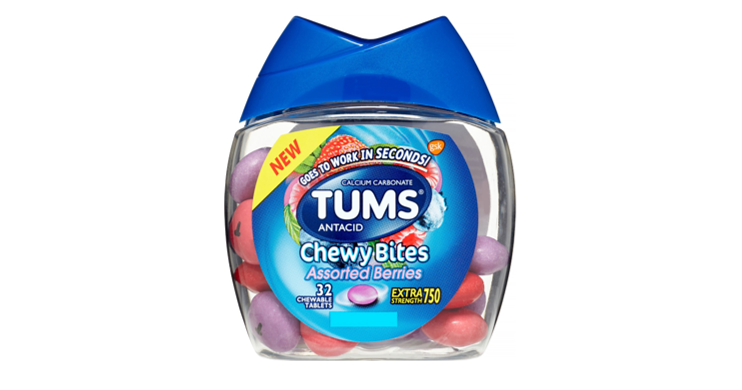 photo about Tums Printable Coupon named Printable Coupon - Conserve $1.50 Tums Chewy Bites -