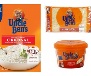 Printable Coupon – SAVE $1.50 on Uncle Ben's Converted Rice