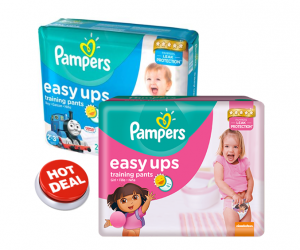 CVS Deal Alert – Pampers Easy-Ups ALA $4 after ECB