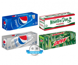 CVS Deal Alert – Pepsi 12pks ALA $2.83 Each after ECB
