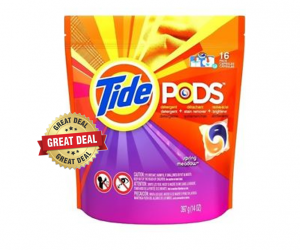 CVS Deal Alert – Tide Pods ALA $1.69 after ECB