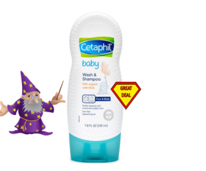 Publix Deal Alert – Cetaphil Baby Wash Free + MM