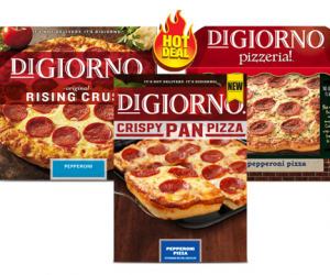 Publix Deal Alert – DiGiorno Pizzas $3 Each