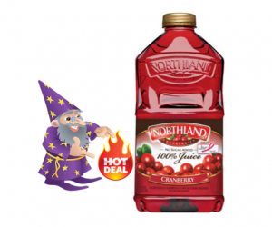Publix Deal Alert – Northland Cranberry Juice $1.45 Each