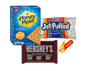 Publix Deal Alert – S'more Fixings $1.27 Each