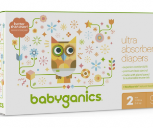 Target Deal Alert – Babyganics ALA $0.17 a Diaper after GC