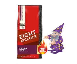 Target Deal Alert – Eight O'clock Coffee $2.49 a Bag