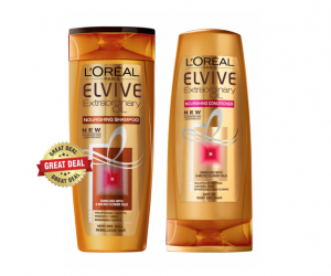 Target Deal Alert – L'Oreal Elvive ALA $0.74 after GC