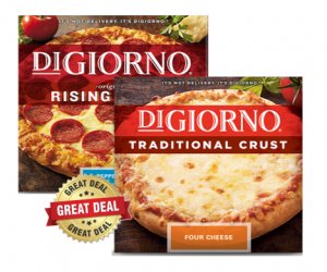 Walgreens Deal Alert – DiGiorno Pizzas $2.50 Each