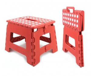 13Deals – Foldable Step Stools $14.49 a 2 Pack