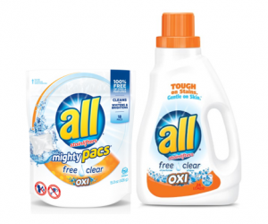RP Printable Coupon – SAVE $1 on all Free & Clear