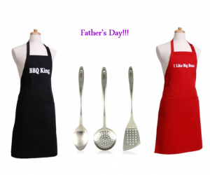 Flirty Aprons – Grab Something Cool for Dad