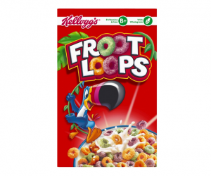 Printable Coupon – SAVE $0.50 on Froot Loops