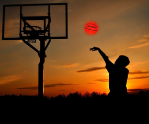 LED Basketball – Hours of Night Time Fun