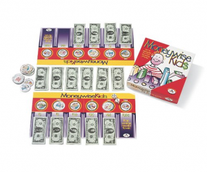 "Moneywise Kids ""Learn about Money"" Game"