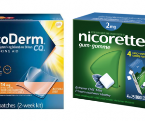 Printable Coupon – SAVE $15 on Nicorette or Nicoderm