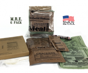 That Daily Deal – M.R.E. Meals for you Emergency Kit