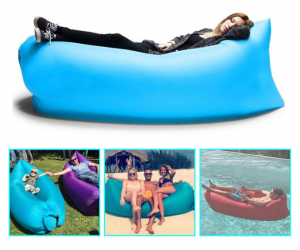 That Daily Deal - Self-Inflating Lounger
