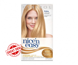 CVS Deal – Clairol Nice 'n Easy Hair Color