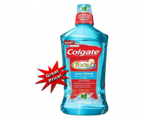 1 CVS Deal - Colgate Total Mouthwash