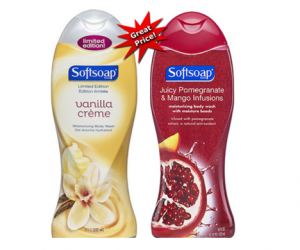 CVS Deal Alert on Softsoap Body Wash