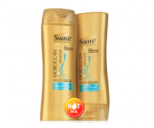 1 CVS Deal - Suave Gold Shampoo & Conditioner