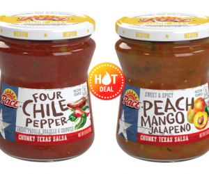 1 Publix Deal - Pace Chunky Texas Salsas
