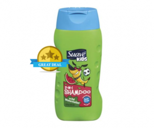 1 Publix Deal - Suave Kids 2-in-1 Hair Care