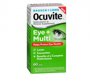 Printable Coupon – SAVE $3 on Ocuvite