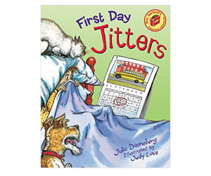 Children Books – First Day Jitters Paperback