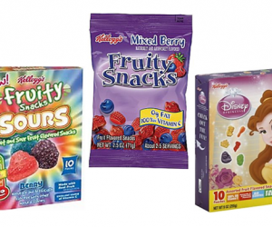Printable Coupon – SAVE $1 on Kellogg's Fruit Snacks