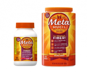 Printable Coupon – SAVE $2 on Metamucil Supplements