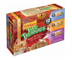 Printable Coupon – SAVE $1 on Friskies Canned Foods