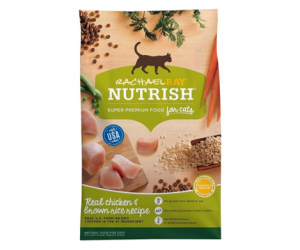 Printable Coupon – SAVE $2 on Rachael Ray Dry Cat Food