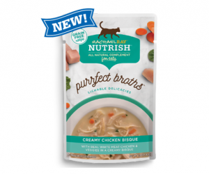 Printable Coupon – SAVE $1 on Rachael Ray Purrfect Broths