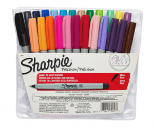Sharpie Permanent Markers 24ct *38% Off
