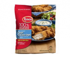 Printable Coupon – SAVE $1.50 on Tyson Chicken Strips