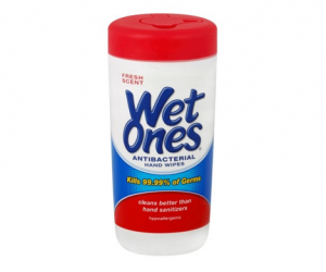 Printable Coupon – SAVE $0.75 on Wet Ones