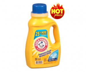 CVS Deal Alert on Arm & Hammer Detergent