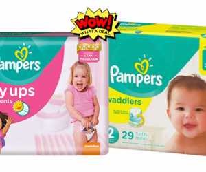 CVS Deal – Pampers Diapers or Easy-Ups