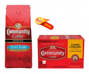 Publix Deal – Community Coffee Products