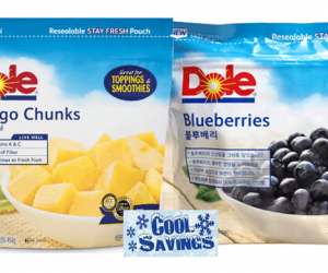 Publix Deal Alert on Dole Frozen Fruit