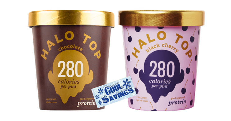 photo regarding Halo Top Printable Coupon called Publix Package deal - Halo Final Ice Product Pints