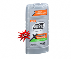 Publix Deal – Right Guard Xtreme Deodorant