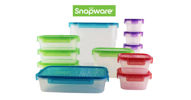 1 Publix Deal U2013 Snapware Storage Containers