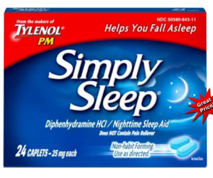 1 Publix Deal - Tylenol Simply Sleep