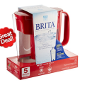 1 Target Deal - Brita Metro 5 Cup Water Filtration Pitcher