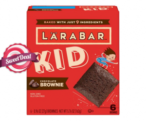 Target Deal – Larabar Kids Brownies
