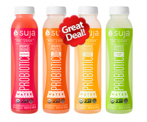 Target Deal on Suja Probiotic Water